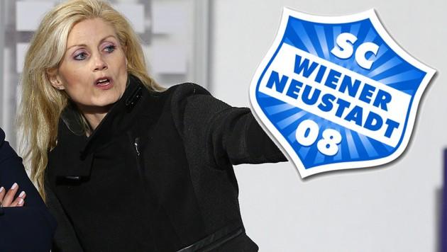 SCWN-Präsidentin Katja Putzenlechner (Bild: GEPA)