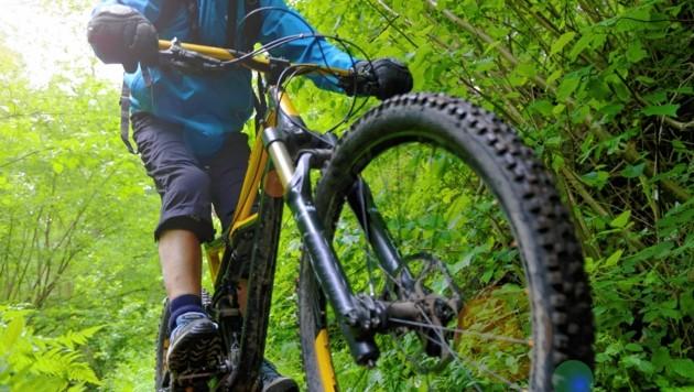 Eine Mountainbike-Strecke am Dürrnberg?