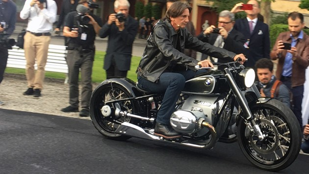 BMW-Motorrad-Chefdesigner Edgar Heinrich (Bild: Stephan Schätzl)