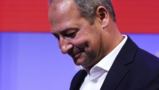 SPÖ-Spitzenkandidat Andreas Schieder (Bild: APA/ROBERT JAEGER)