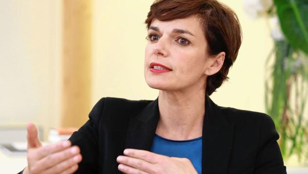 SPÖ-Chefin Rendi-Wagner (Bild: Zwefo)