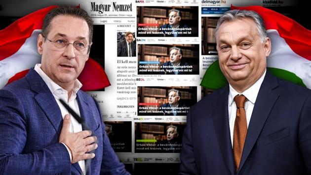 (Bild: APA/AFP/ATTILA KISBENEDEK, APA/HANS PUNZ, Csaba Lukacs, stock.adobe.com, krone.at-Grafik)