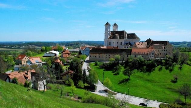 Alle Pilgerwege führen künftig auf den Weizberg? Tourismuspakete werden jedenfalls bereits geschnürt. (Bild: Matthias Wagner)