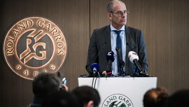 Guy Forget (Bild: AFP or licensors)