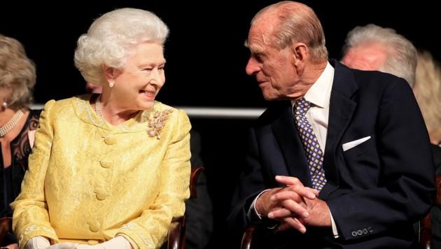 Queen Elizabeth II. und Prinz Philip (Bild: 2010 Getty Images)