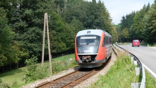 Die Mühlkreisbahn beschäftigte erneut die Prüfer des Landesrechnungshofes. (Bild: Einöder Horst)