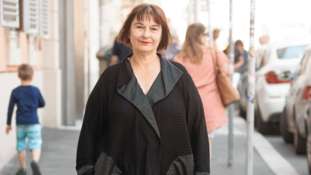 Patientenanwältin Renate Skledar (Bild: Elmar Gubisch)