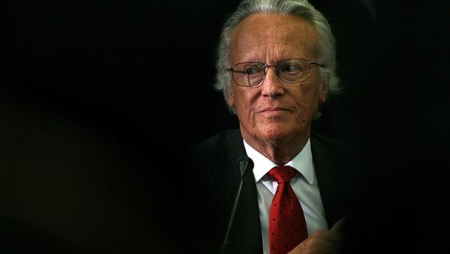 Albert Rohan, 1936 - 2019 (Bild: AFP)