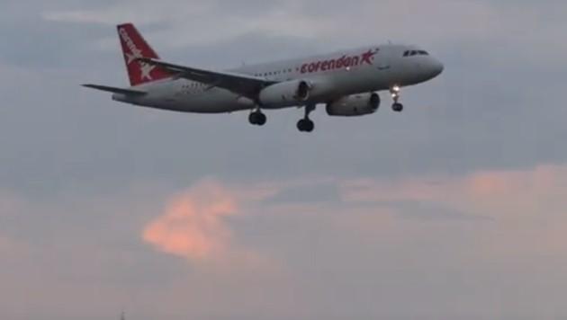 (Bild: Screenshot/YouTube/Aviation Videos)