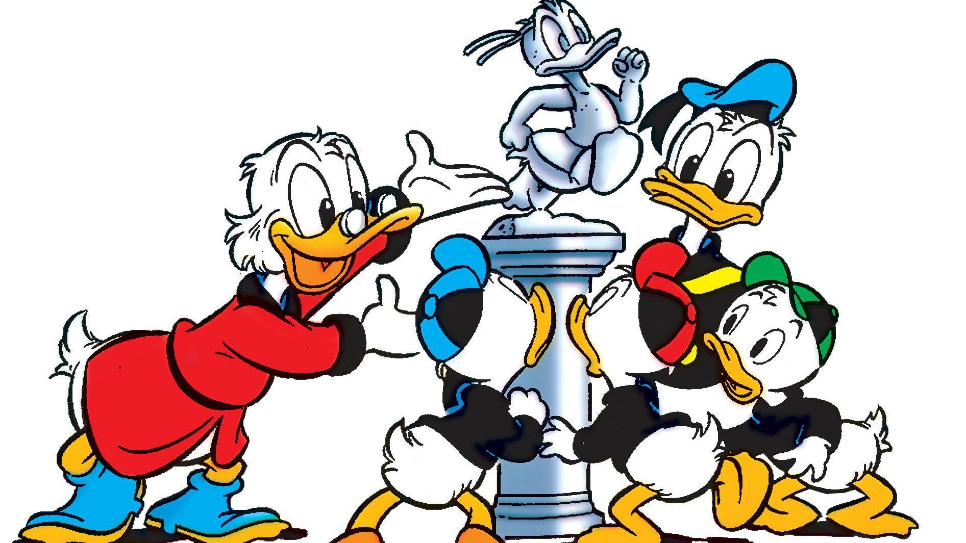Donald Duck Die Beruhmteste Ente Der Welt Ist 85 Krone At