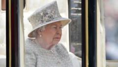 Die Queen (Bild: AFP)