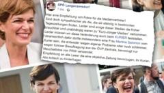 (Bild: twitter/SPÖ Langenzersdorf, krone.at-Grafik)