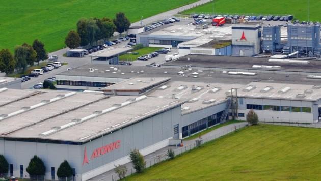 Amer Sports baut den Standort in Altenmarkt aus. (Bild: GERHARD SCHIEL)