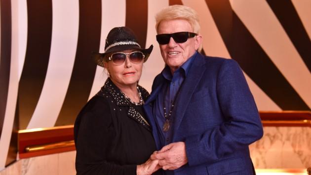 Heino und Hannelore kommen am 26. Oktober zum Abschiedskonzert nach Linz (Bild: Markus Wenzel)