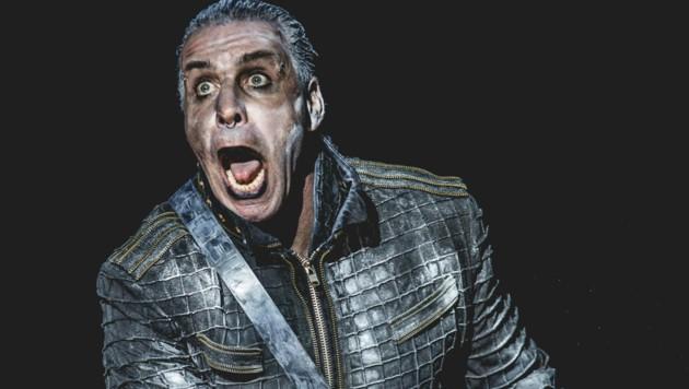 Rammstein-Frontman Till Lindemann (Bild: Francesco Castaldo / Zuma / picturedesk.com)