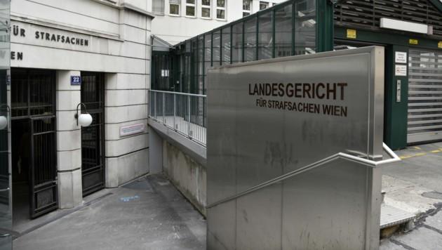 Der Prozess gegen die Polizisten beginnt kommende Woche am Wiener Straflandesgericht. (Bild: APA/HANS PUNZ)