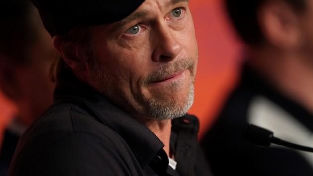 Brad Pitt (Bild: AFP)