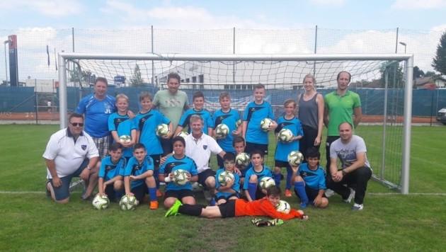 SSK-Mannschaft (Bild: Kinderfreunde/Jürgen Fischer)