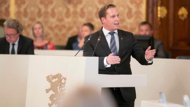 Marco Triller (FPÖ)
