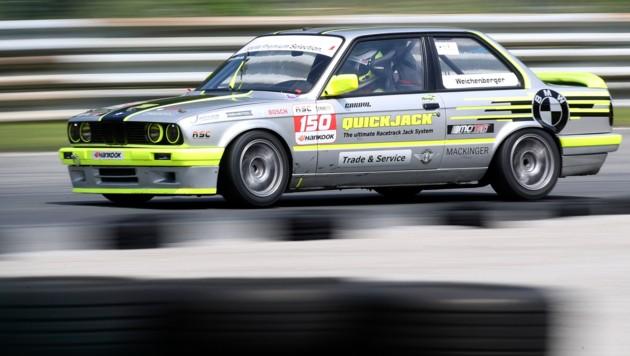 Tobias Weichenberger war in Rijeka das Maß aller Dinge, dominierte Qualifyings und Rennen. (Bild: ANDREAS TROESTER)