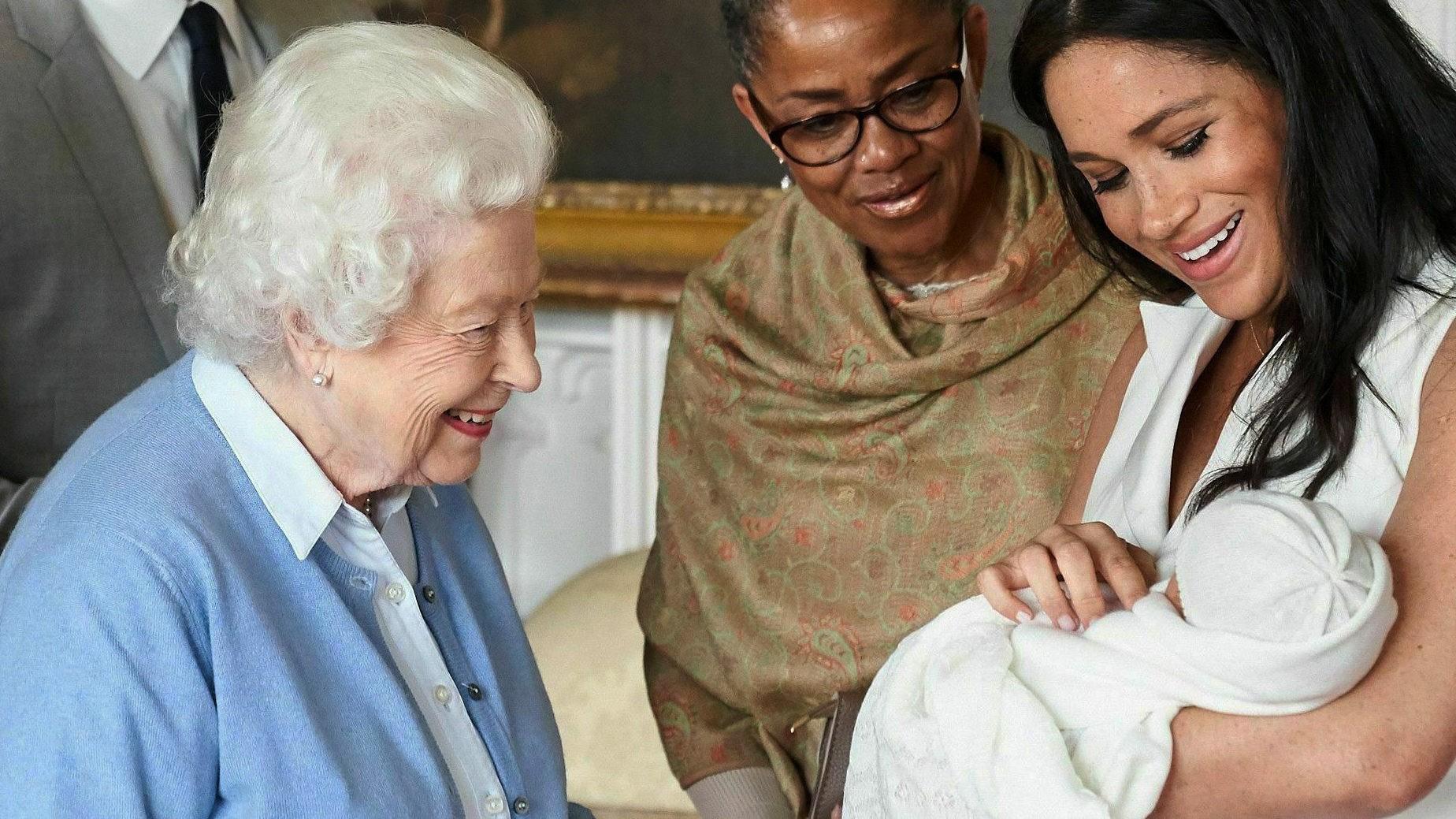 Herzogin Meghan Will Baby Aus Afrika Adoptieren Kroneat