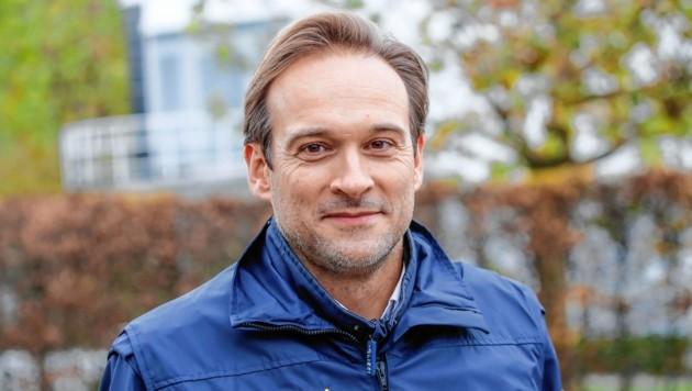 Michael Rausch wird Pressesprecher von Innenminister Wolfgang Peschorn (Bild: MARKUS TSCHEPP)
