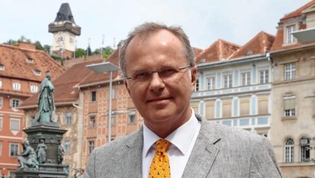 Sechs Jahre lang war der Steirer Günther Kräuter auf einem SPÖ-Ticket erfolgreich in Wien tätig. (Bild: Sepp Pail)