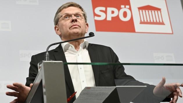 Christian Deutsch (Bild: APA/Hans Punz)