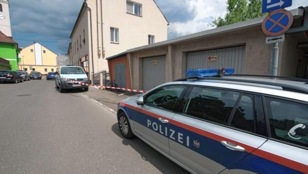In diesem Gebäude in Knittelfeld wurde die Leiche gefunden. (Bild: Elmar Gubisch)
