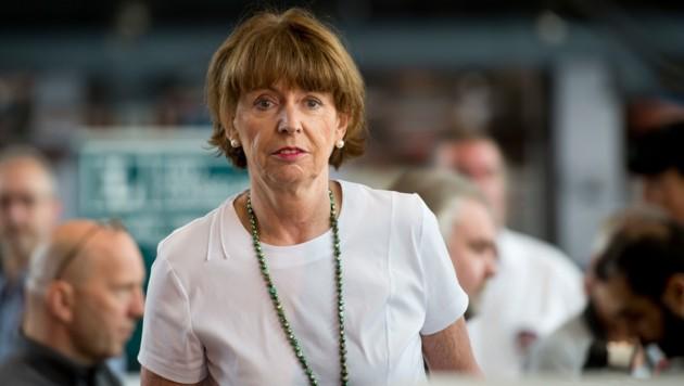 Die Kölner Oberbürgermeisterin Henriette Reker (Bild: APA/AFP/MICHAEL GOTTSCHALK)