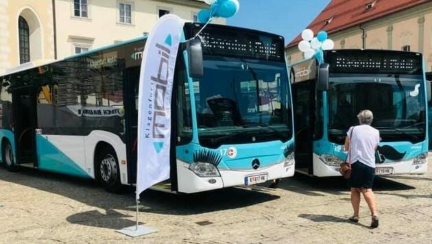 Die STW Klagenfurt stellen nur noch Buslenker ein, die bereits gegen Covid geimpft sind. (Bild: Rosenzopf Christian)
