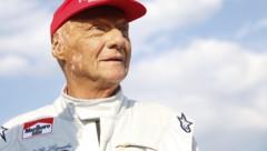 Niki Lauda (Bild: APA/ERWIN SCHERIAU)
