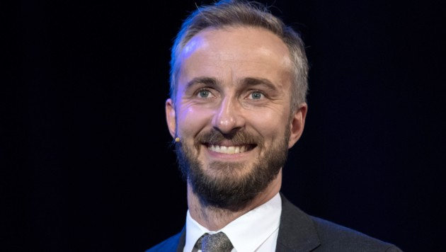 Jan Böhmermann (Bild: APA/dpa/Sven Hoppe)