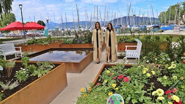 Eröffnung Klimt Garten in Schörfling (Bild: Marion Hörmandinger)
