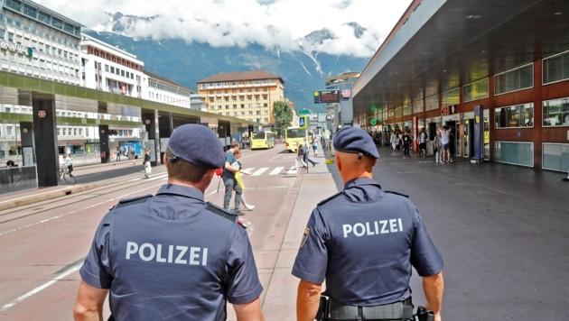 Hauptbahnhof Innsbruck - Archivbild. (Bild: Birbaumer Christof)