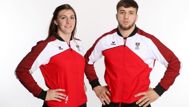 Für die Austro-Judoka Michaela Pollers und Shamil Borchashvili gibt es keine Heim-WM 2021 … (Bild: GEPA)