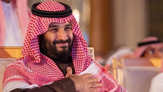 Der saudische Kronprinz Mohammed bin Salman (Bild: AFP)