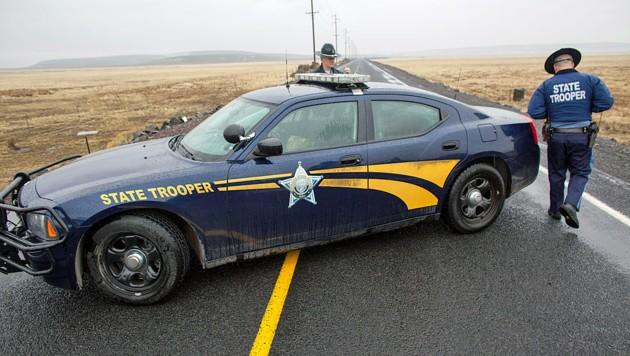 Einige Senatoren sollen Medienberichten zufolge ihren Heimatstaat verlassen haben, damit sie nicht in den Zuständigkeitsbereich der Oregon State Police fallen. (Bild: AFP)