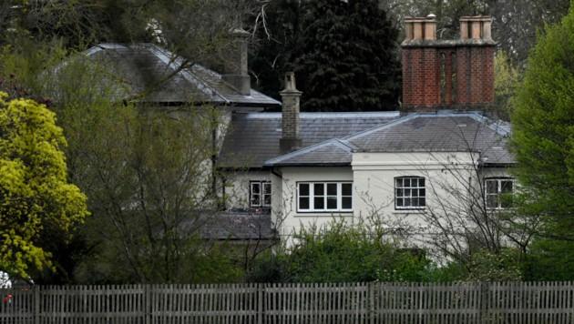 Frogmore Cottage, das neue Zuhause von Harry und Meghan (Bild: David Dyson / Camera Press / picturedesk.com)
