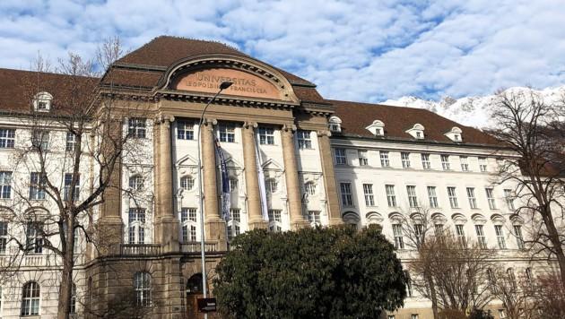 Die Universität Innsbruck (Bild: APA/MARKUS WIMMER)