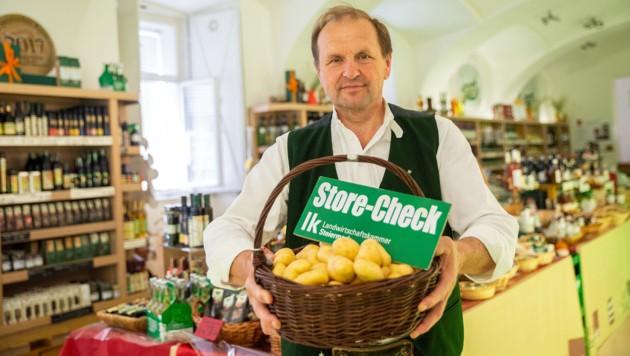 Der steirische Landwirtschaftskammerdirektor Werner Brugner (Bild: Alexander Danner)