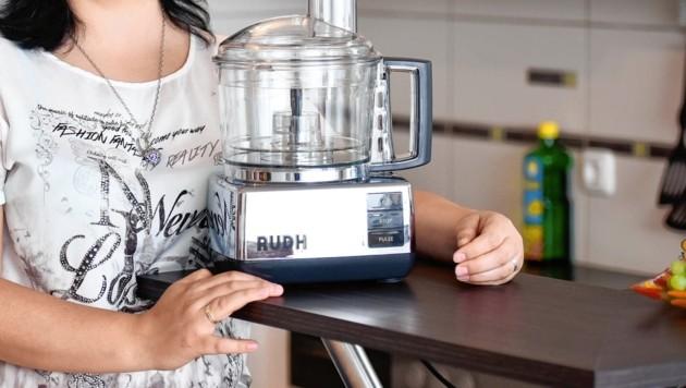 Die als Geschenk versprochene Küchenmaschine hat Frau W. nie erhalten (Symbolbild). (Bild: Markus Wenzel)