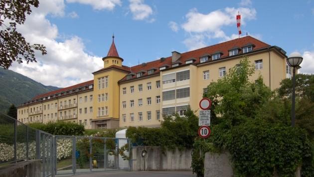 Der Verletzte kam ins Kankenhaus Lienz. (Bild: zVg)