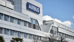 Die Airbus-Zentrale in Blagnac (Frankreich) (Bild: APA/AFP/Remy Gabalda)