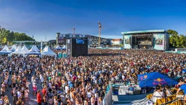 Zahlreiche Konzerte hat es am Freigelände der Messe Graz bereits gegeben (Bild: MCG/Krug)
