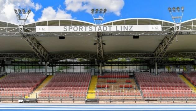 Stadion der Stadt Linz (Bild: © Harald Dostal)