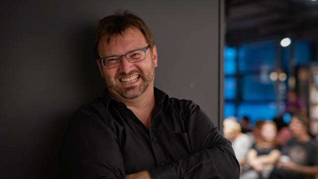 Andreas Gruber (Bild: Barbara Wirl)