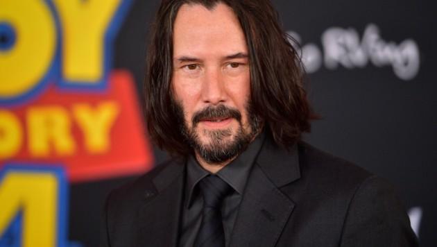"""Keanu Reeves bei der Premiere von """"Toy Story 4"""" in Los Angeles"""