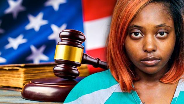Die Ermittlungen gegen Marshae Jones sind eingestellt worden. (Bild: AP, stock.adobe.com, krone.at-Grafik)