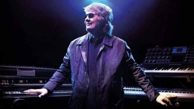 Deep Purple-Keyboarder Don Airey kommt am 12. Juli nach Klagenfurt ins Eboardmuseum. (Bild: Eboardmuseum/zVg)